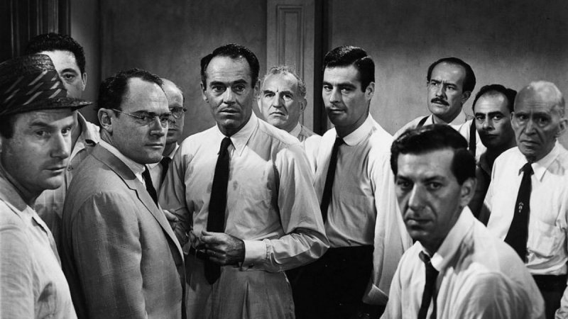 12 Angry Men 1957 Film Review