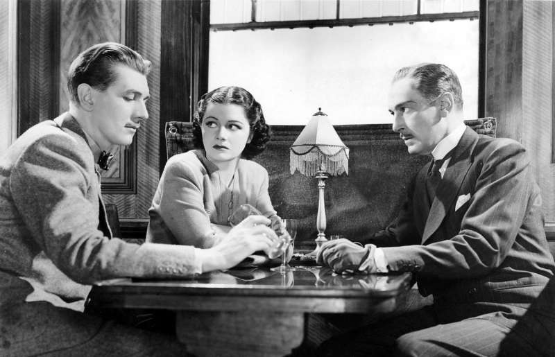 The Lady Vanishes 1938 film review