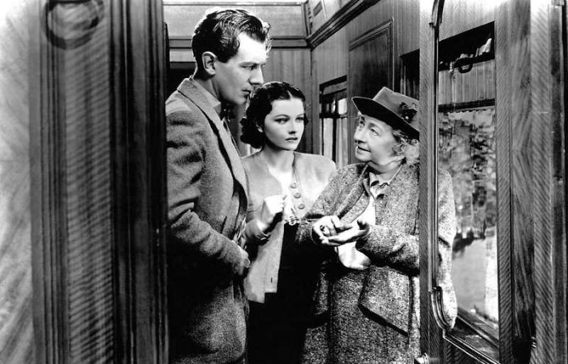 The Lady Vanishes 1938 add comment